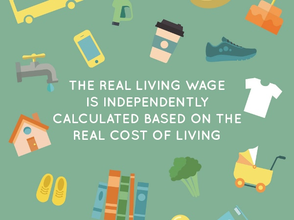 Ealing Council celebrates being an accredited Living Wage employer as part of Living Wage Week.