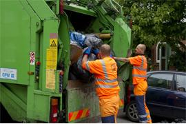 Refuse and recycling changes to service