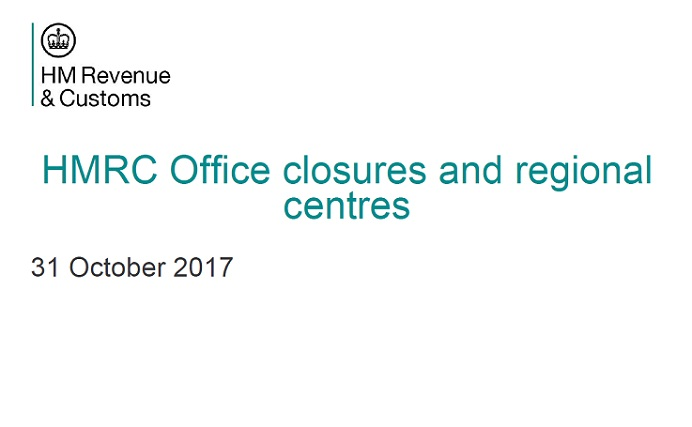 Proposed closure of HMRC Ealing office