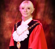 New Mayor of Ealing Councillor Dr Patricia Walker