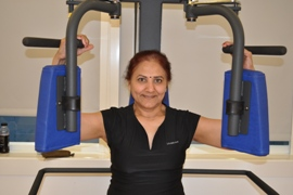Southall Sports Centre, ladies gym
