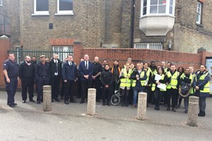 Joint action day in Acton