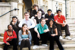Ealing Council apprentices